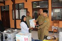 Disnakertrans Kabupaten Bima Serahkan Bantuan Sarana Usaha Prosessing