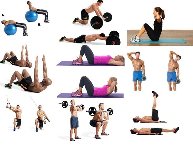 How to get  ABs fast working formula for woman and man,Full information .