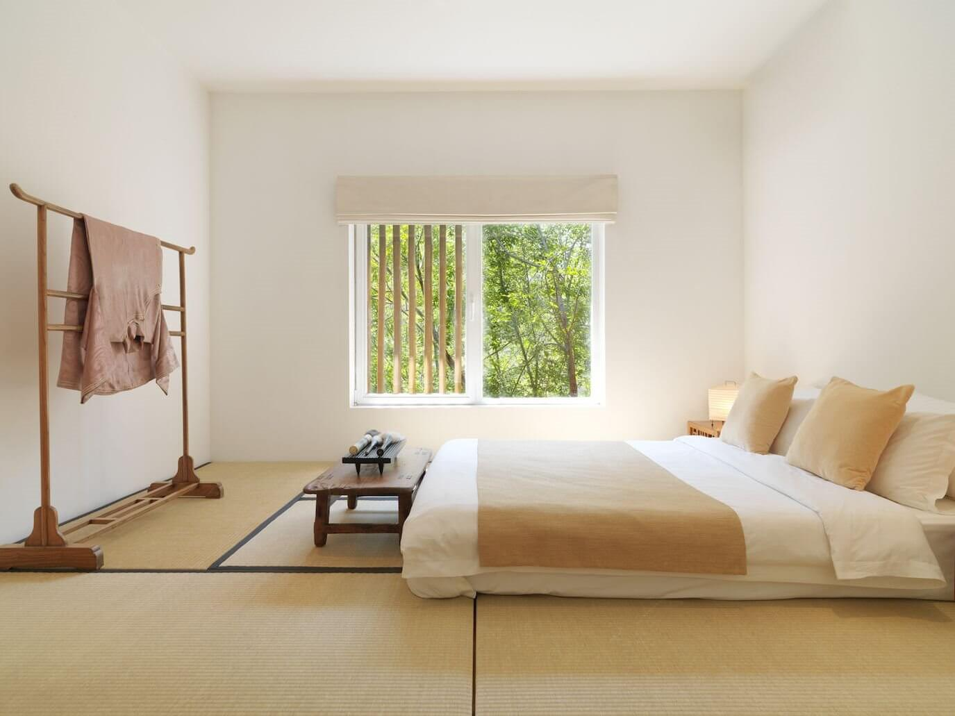 Bedroom with Tatami