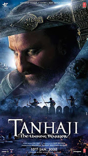 Taanaji – The Unsung Warrior First Look Poster 4