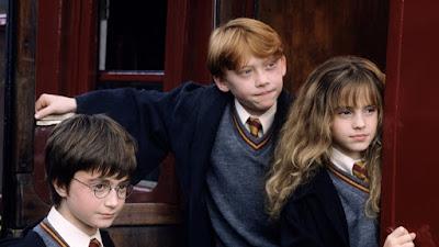 Harry Potter e a Pedra Filosofal - Divulgação