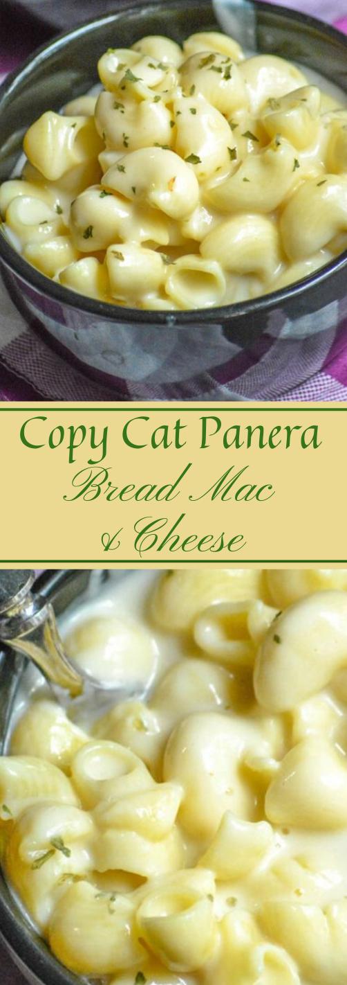 COPY CAT PANERA BREAD MAC & CHEESE #dinner #panera #food #easy #breakfast