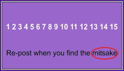 Tricky brain riddle of finding mistake in given picture-Answer