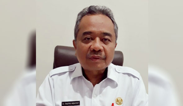 Kadis DPM-PTSP, Akhmad Taufik Hidayat