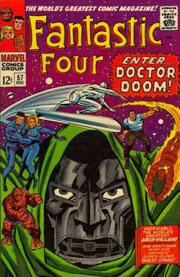 Fantastic Four 57 Dr Doom