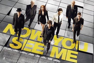 . Now You See Me - 2013