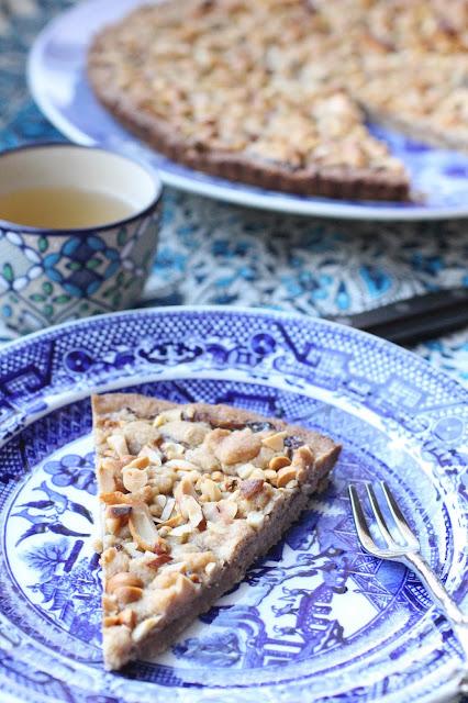 recette tarte sans oeuf