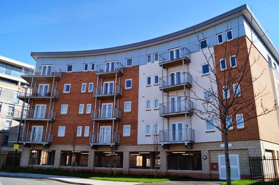 英國住宅公寓 建案封面
