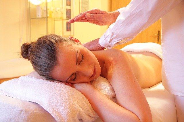 Sesiones de masaje