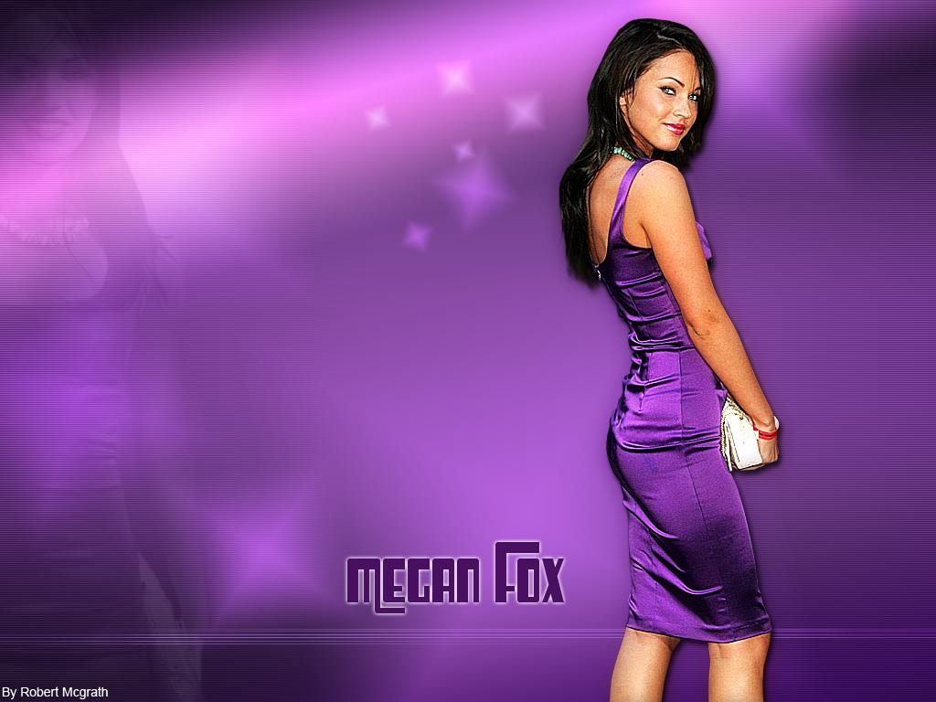 Boobs Wallpapers Of Megan Fox Nude HD