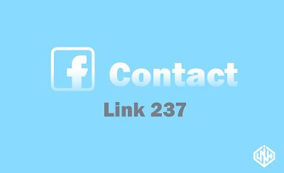 Link 237 - Đổi Tên Facebook Không Được Chấp Nhận