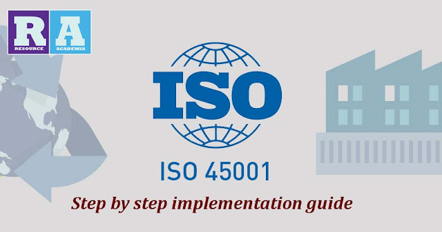ISO 45001:2018 - Occupational Health and Safety Management Systems standard Summary