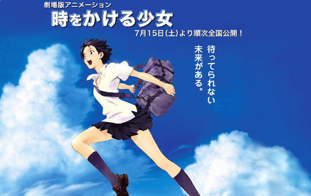 The Girl Who Leapt Through Time - Best Time Travel Anime List