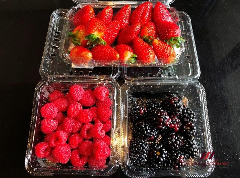 qvm berries corner strawberries raspberries