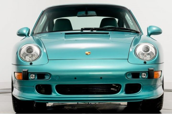 Porsche 911 Turbo S 1997 lăn bánh hơn 800 km rao bán gần 800.000 USD