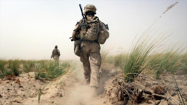 Pentágono pide a Trump aprobar envío de 3000 fuerzas a Afganistán