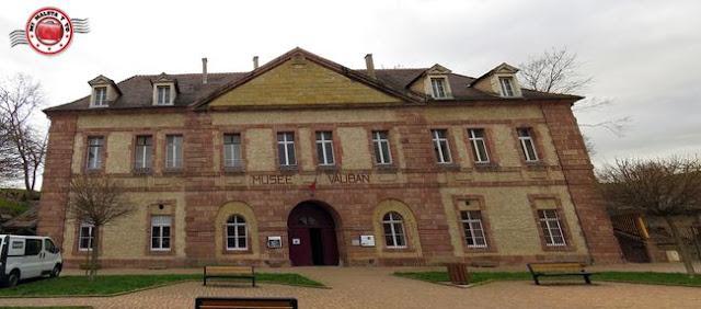 Neuf-Brisach, Alsacia, Francia