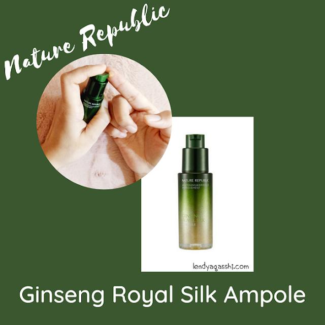 Review Nature Republic Ginseng Royal Silk Ampole