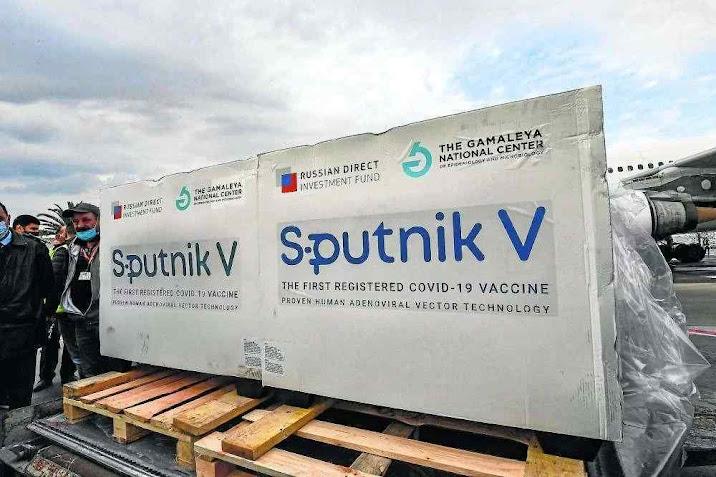 Após viagem à Rússia, ANVISA rejeitou a vacina russa por impropriedades múltiplas
