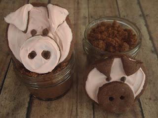 Pig's in Dirt Dessert