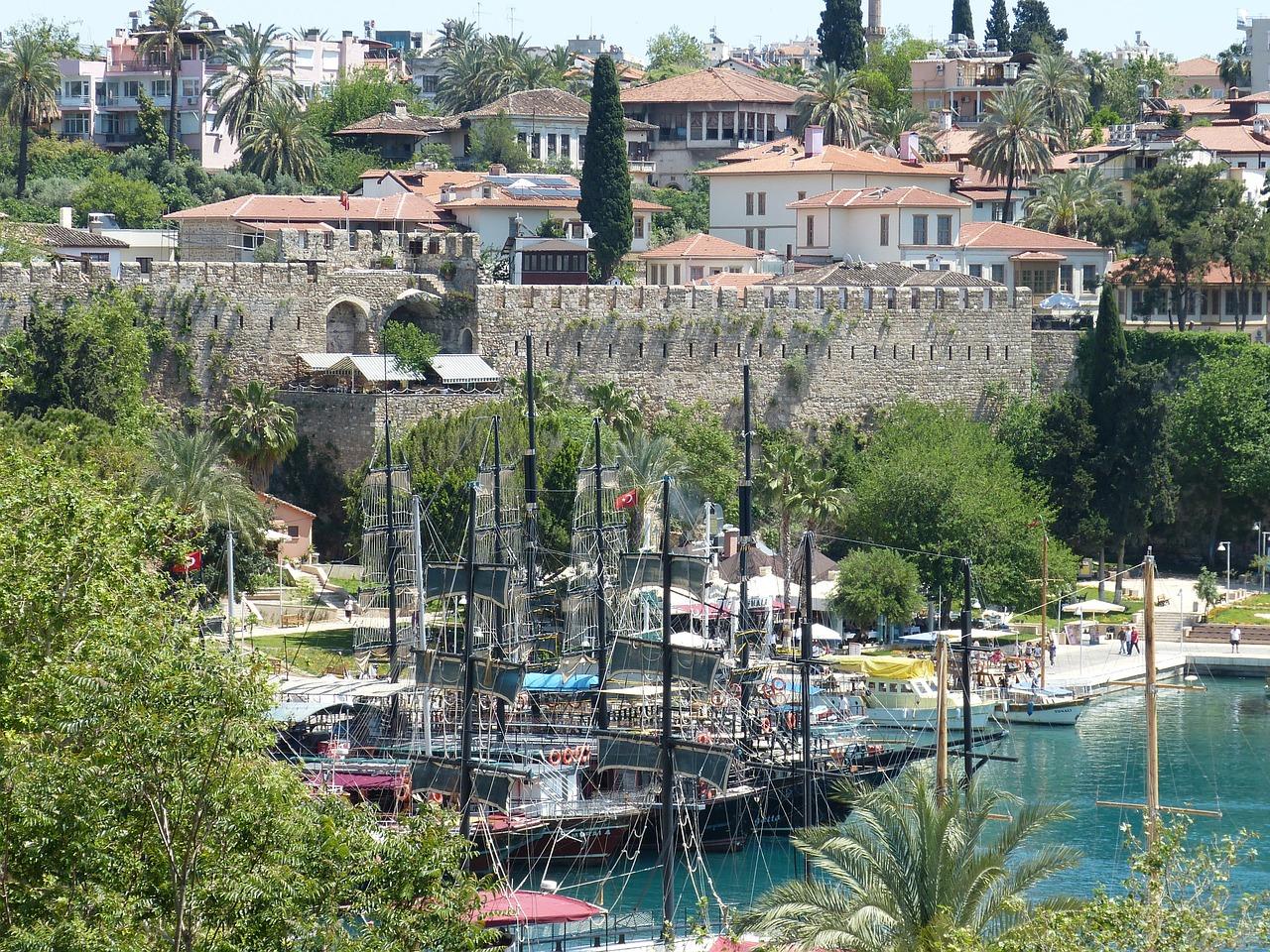 Antalya population