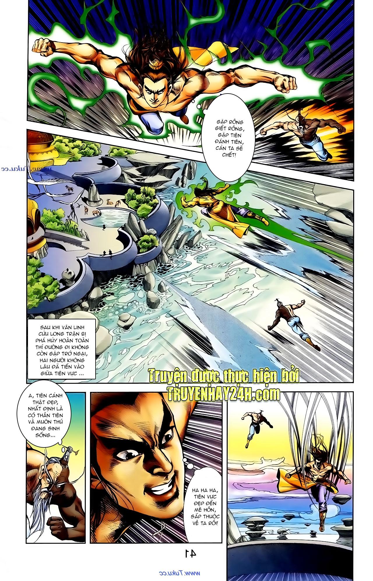 Cơ Phát Khai Chu Bản chapter 103 trang 12