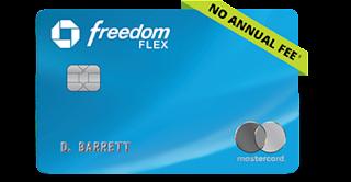 How to Maximize Chase Freedom 5% Bonus Categories