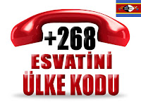 +268 Esvatini ülke telefon kodu