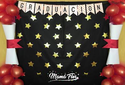 Ideas de Murales de Graduación para Adolescentes