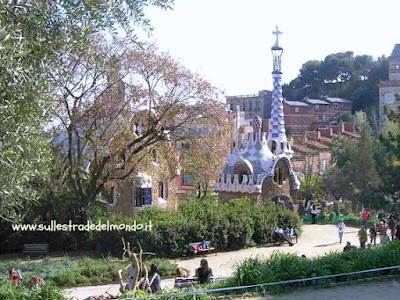 Barcellona di Gaudì