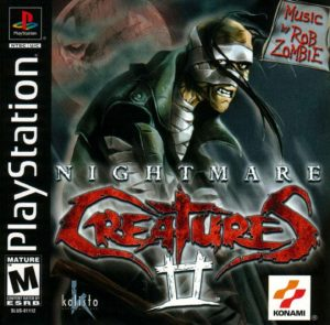 Download  Nightmare Creatures II - Torrent (Ps1)