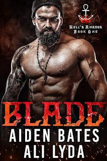 Blade   Hell's Ankhor #1   Aiden Bates & Ali Lyda