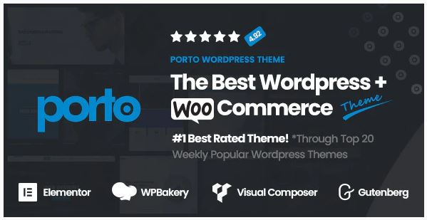4 Best Ecommerce Theme For Wordpress In 2021
