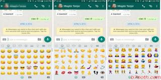 Whatsapp apk التحديث الجديد