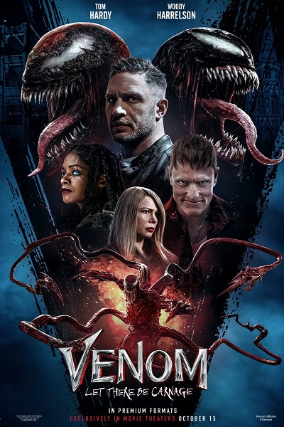 Download Venom: Let There Be Carnage (2021) English 720p Camrip
