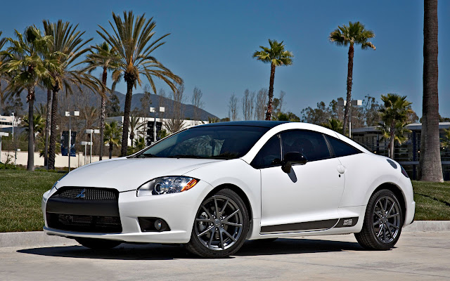 Mitsubishi Eclipse Model Legacy Special Edition Coupe and Spyder