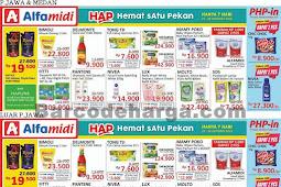 Katalog Promo HAP Alfamidi Weekday 22 - 25 Oktober 2018