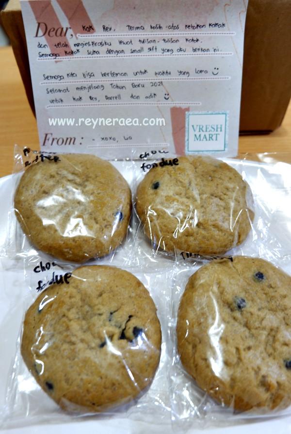 soft cookies enak dari lia Lia The Dreamer