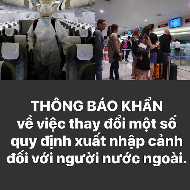 Việt Nam cần khách du lịch, nhưng xin lỗi không phải là nơi để trốn dịch