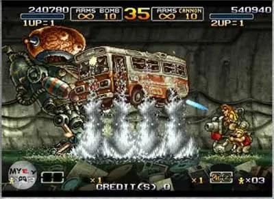 تحميل لعبة حرب الخليج 6 Metal Slug برابط مباشر مجانا