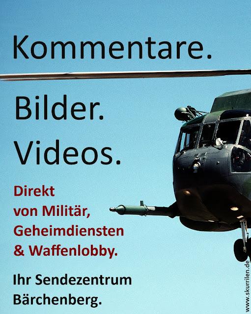 Militärisch-industrieller Komplex, Geheimdienste, NSA, CIA, Rüstung, USA, Deutschland, Medien, Radio, Fernsehen