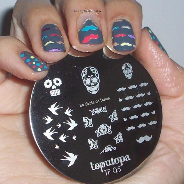 grey-color-nailart