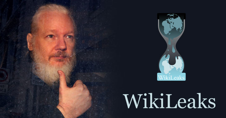 U.S. Charges WikiLeaks' Julian Assange With Violating Espionage Act