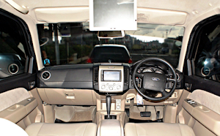 Interior Ford Everest