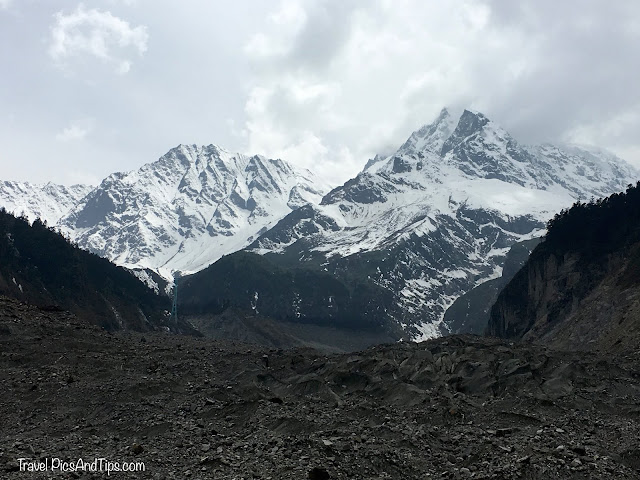 Hailuogou glacier