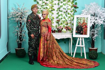 Prewedding Studio Murah di Medan