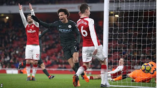 Manchester City Are Close To The Premier League Title'- Pep Guardiola After Thrashing Arsenal 3-0