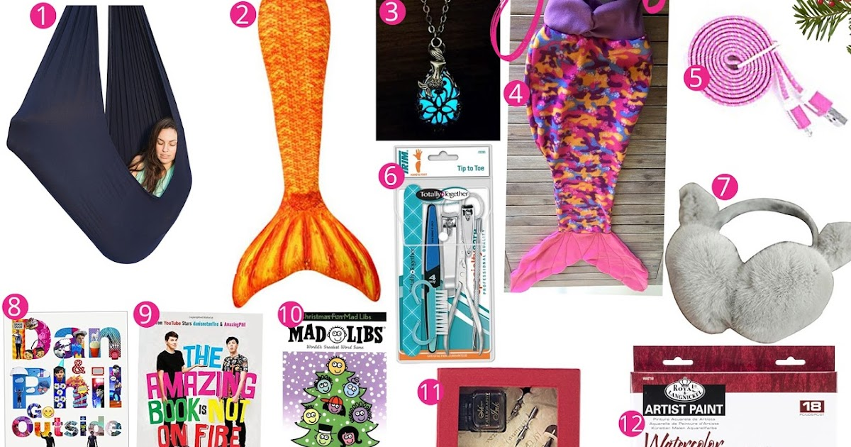 Christmas Gift Ideas For 11 Year Old Daughter