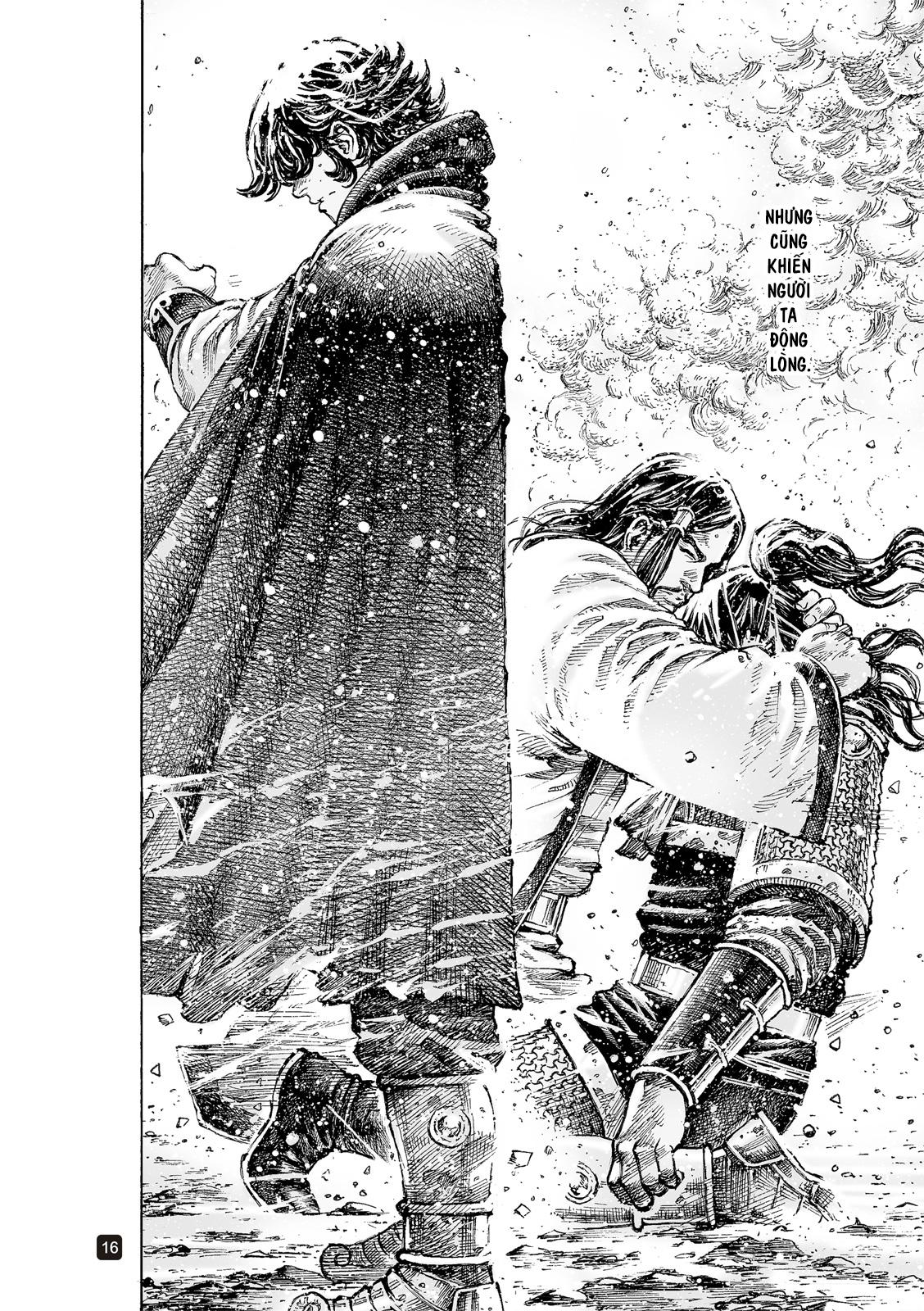 Hỏa phụng liêu nguyên Chương 526: Thiên địa chi gian trang 16