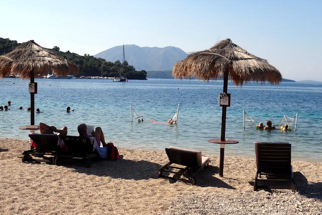 Spilia Beach, Meganisi